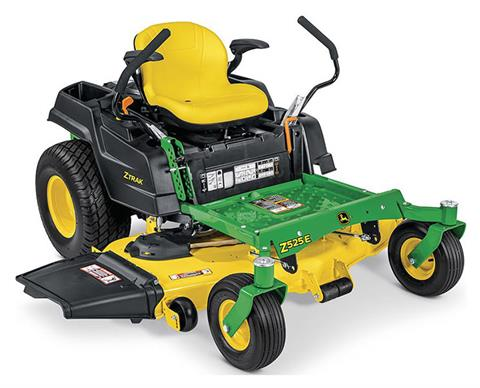 2019 John Deere Z525E Residential ZTrak Mower with 48 in. Deck in Terre Haute, Indiana