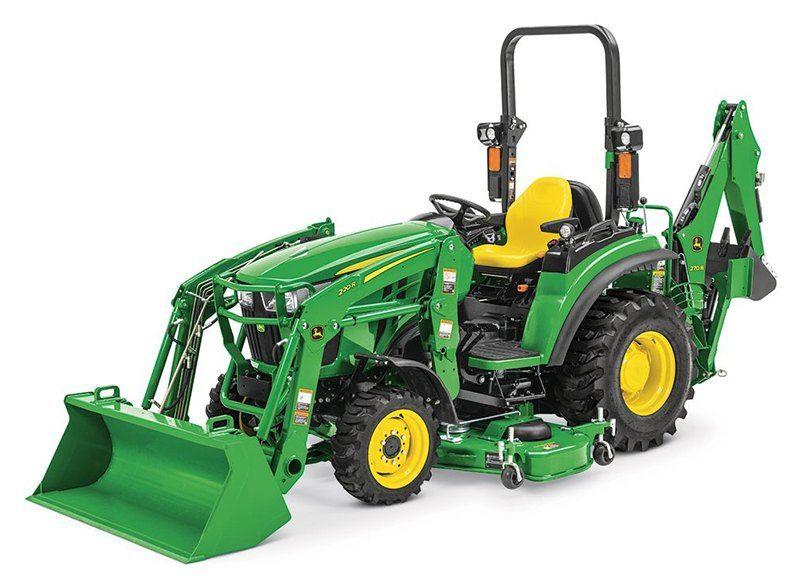 New 2019 John Deere 2038r Tractors In Terre Haute In