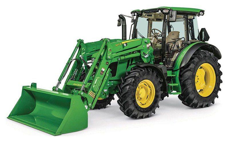 New 2019 John Deere 5090r Tractors In Terre Haute In