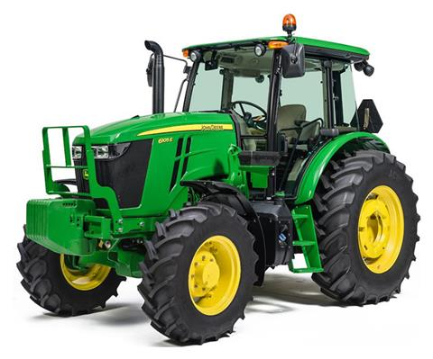 2019 John Deere 6105E in Sparks, Nevada