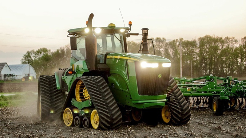 2019 John Deere 9620RX Wide in Sparks, Nevada