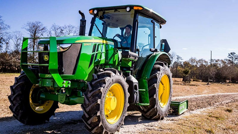 New 2019 John Deere 5090E Tractors in Sparks, NV