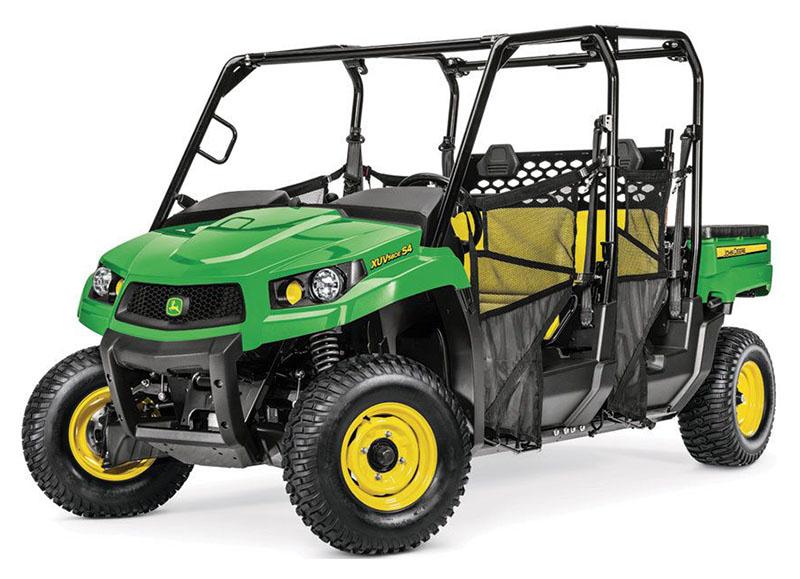 New 2019 John Deere Gator Xuv590e S4 Utility Vehicles In