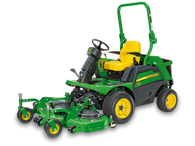 2019 John Deere 1570 TerrainCut (72 in.) V-Flex Side Discharge in Terre Haute, Indiana
