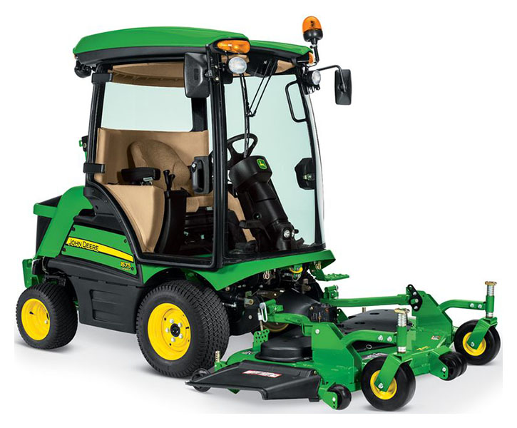 2019 John Deere 1575 TerrainCut (72 in.) V-Flex Side Discharge in Terre Haute, Indiana