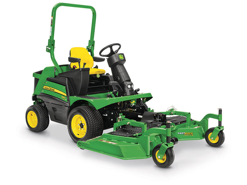 2019 John Deere 1580 TerrainCut (72 in.) Rear Discharge in Terre Haute, Indiana