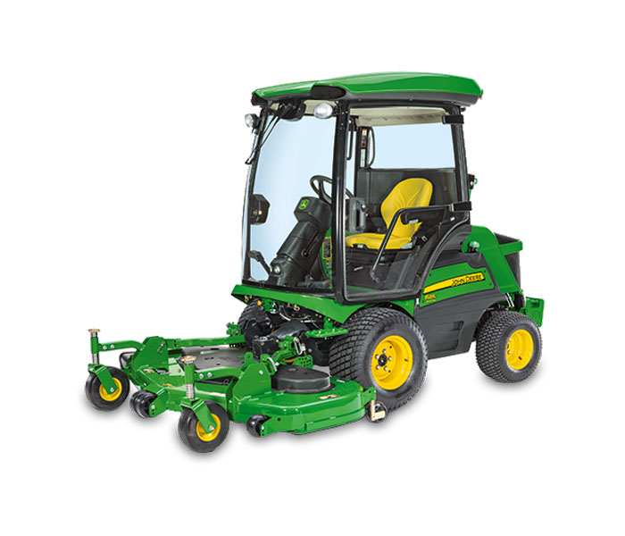 2019 John Deere 1585 TerrainCut (72 in.) V-Flex Side Discharge in Terre Haute, Indiana