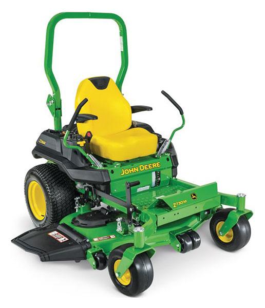 New 2019 John Deere Z730m 54 In 24 Hp Lawn Mowers