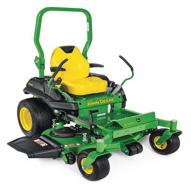 New 2019 John Deere Z735m 48 In Lawn Mowers In Terre