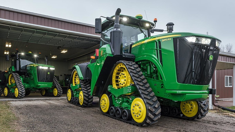 2020 John Deere 9470RX Wide or Narrow in Terre Haute, Indiana