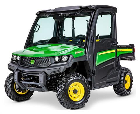 2020 John Deere XUV835M with HVAC Cab in Terre Haute, Indiana
