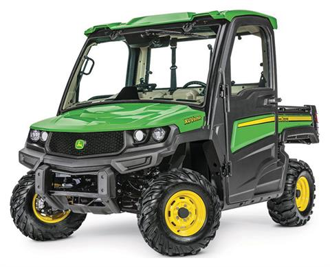 2020 John Deere XUV835R with Deluxe Cab in Terre Haute, Indiana