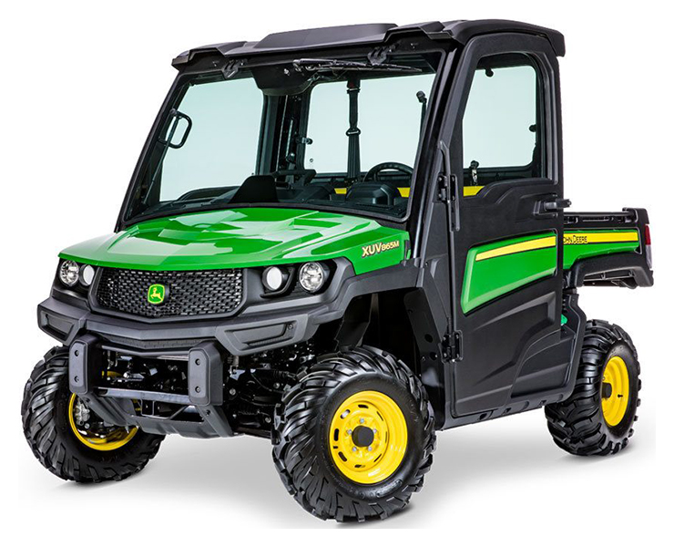 2020 John Deere XUV865M with Cab in Terre Haute, Indiana