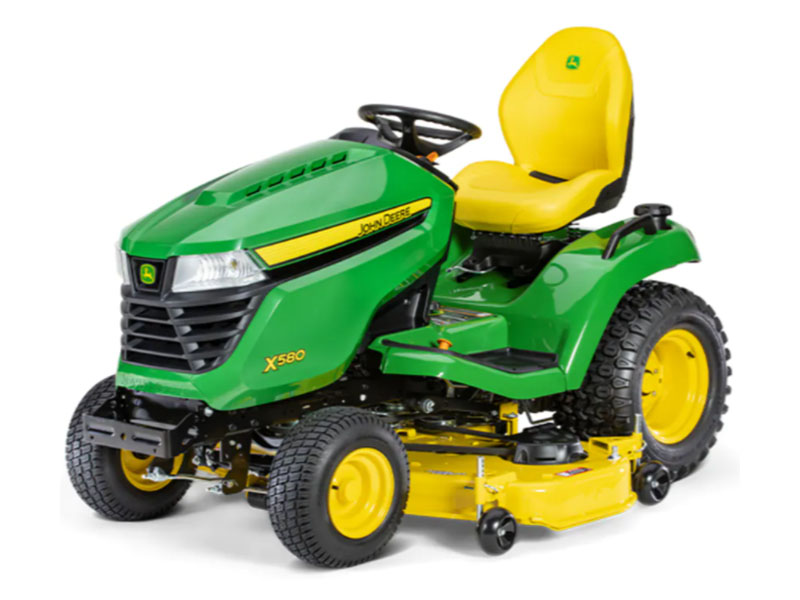 2021 John Deere X580 Select Series 54 in. Deck in Terre Haute, Indiana
