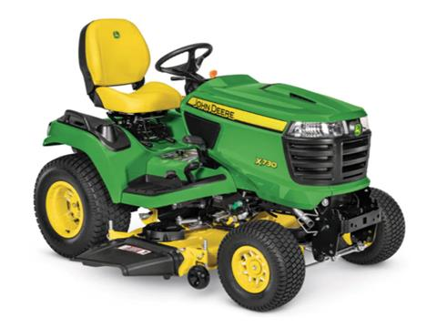 2021 John Deere X730 Select Series 54 in. Deck in Terre Haute, Indiana