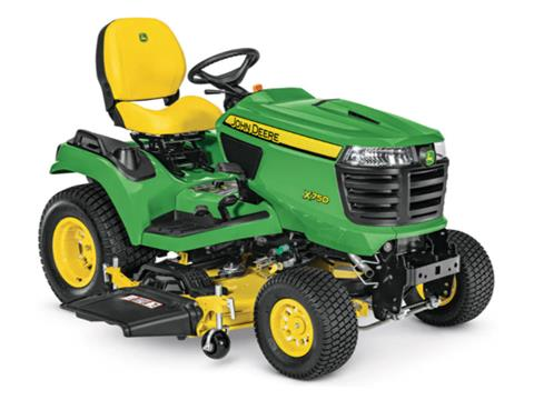 2021 John Deere X750 Select Series 60 in. Deck in Terre Haute, Indiana