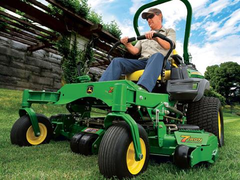 2021 John Deere Z920M ZTrak 48 in. 23.5 hp in Terre Haute, Indiana - Photo 3