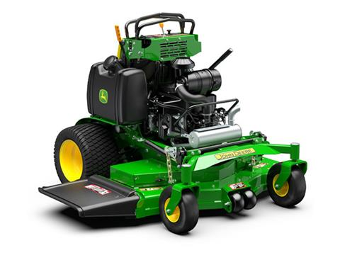 2021 John Deere 648M 48 in. QuikTrak Stand-On 22 hp in Terre Haute, Indiana