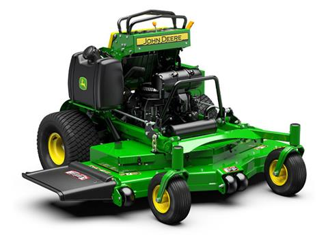 2021 John Deere 661R EFI 61 in. QuikTrak Stand-On 25 hp in Terre Haute, Indiana