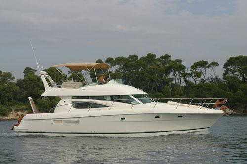 2007 Jeanneau Prestige 46 in Memphis, Tennessee - Photo 2