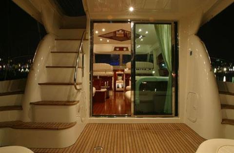 2007 Jeanneau Prestige 46 in Memphis, Tennessee - Photo 6