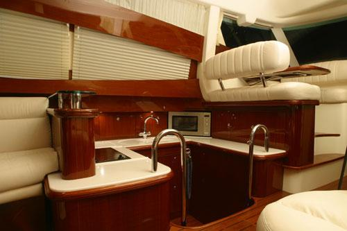 2007 Jeanneau Prestige 46 in Memphis, Tennessee - Photo 7