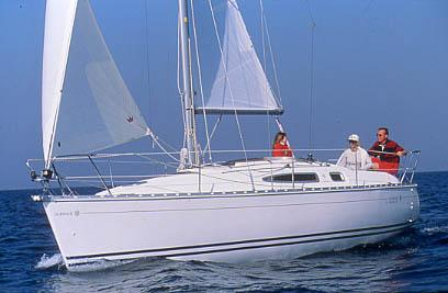 2007 Jeanneau Sun Odyssey 29.2 in Memphis, Tennessee - Photo 3