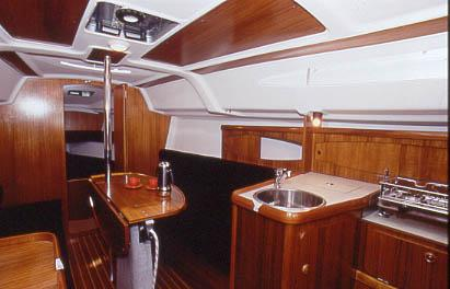 2007 Jeanneau Sun Odyssey 29.2 in Memphis, Tennessee - Photo 5
