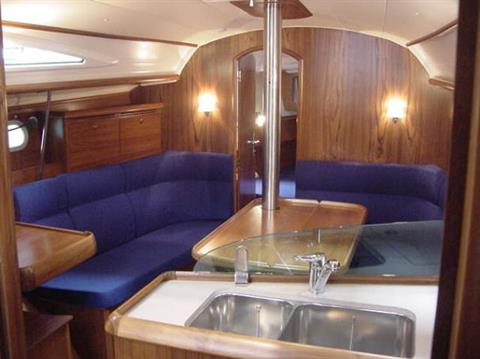 2007 Jeanneau Sun Odyssey 35 in Memphis, Tennessee - Photo 3