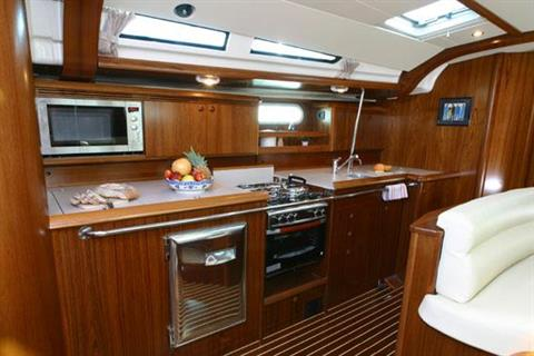 2007 Jeanneau Sun Odyssey 49 in Memphis, Tennessee - Photo 6