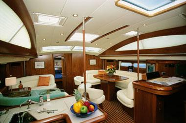 2007 Jeanneau Sun Odyssey 54 DS in Memphis, Tennessee - Photo 9
