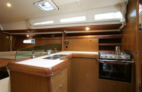 2009 Jeanneau Sun Odyssey 42i in Memphis, Tennessee - Photo 15