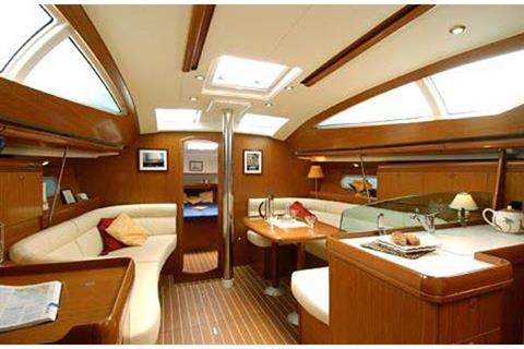 2009 Jeanneau Sun Odyssey 42 DS in Memphis, Tennessee - Photo 6
