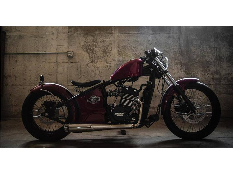 2015 Johnny Pag Motorcycles Ventura in Oakdale, New York - Photo 1