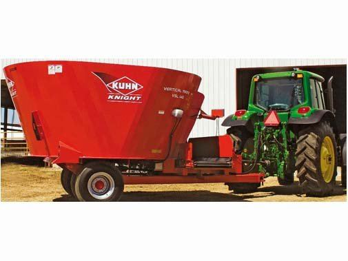 2015 Kuhn VSL 142 in Eagle Bend, Minnesota