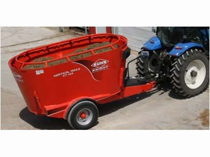 New 2015 Kuhn VT 132 | Mixers in Berlin WI | Kuhn Red