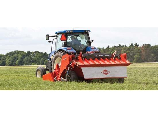 New 2015 Kuhn FC 3160 TCD   Mower Conditioners in Berlin WI