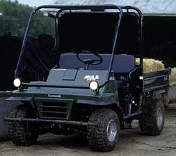 1999 Mule 2510 4X4