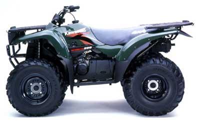Kawasaki Prairie X Price