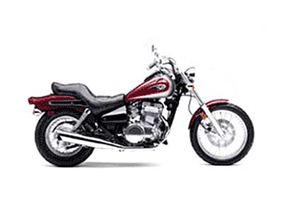 2001 Kawasaki Vulcan 500 LTD in Danville, West Virginia
