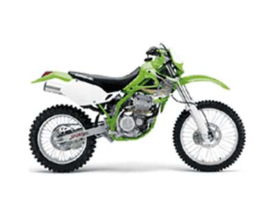2001 Kawasaki KLX 300R in Vallejo, California