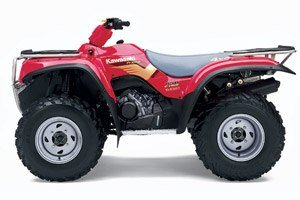 2002 Kawasaki Prairie 650 in Longview, Texas