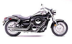 Used 2002 Kawasaki Vulcan 1500 Mean Streak Motorcycles In Oakdale
