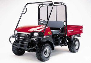 2002 Kawasaki Mule™ 3010 in Appleton, Wisconsin