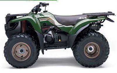 2003 Prairie 400 4x4