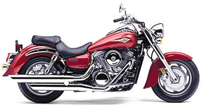 2003 Kawasaki Vulcan™ 1600 Classic in Junction City, Kansas