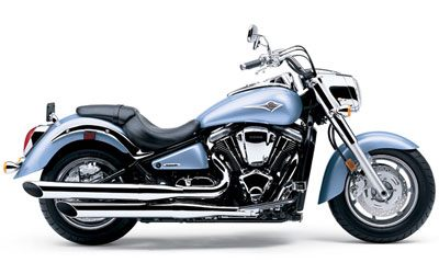2004 Kawasaki Vulcan® 2000 in Oakdale, New York