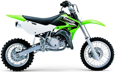 2004 Kawasaki KX65 in Eureka, California
