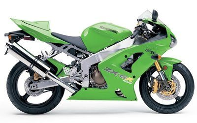 2004 Kawasaki Ninja® ZX-6R 636 in Hicksville, New York