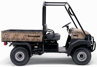 2004 Kawasaki MULE™ 3010 4x4 Camo in Newport, New York